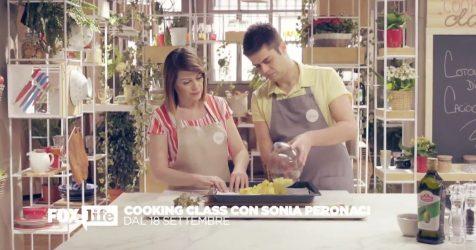 cooking class sonia peronaci